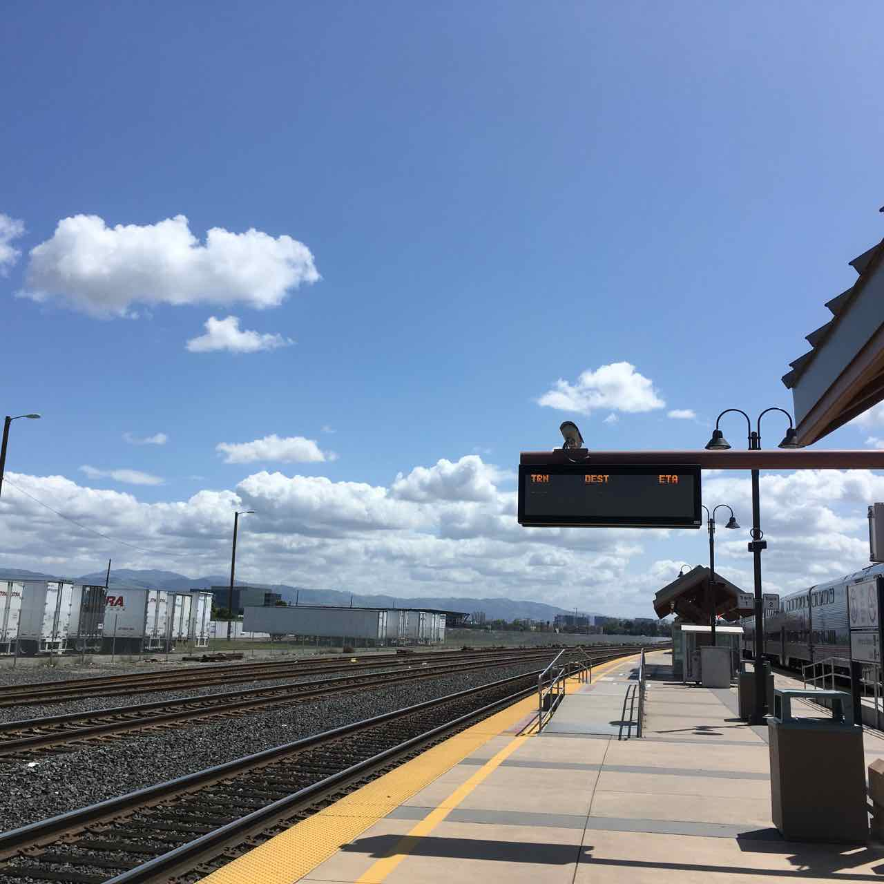 Santa Clara駅